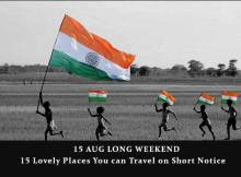 15 august long weekend