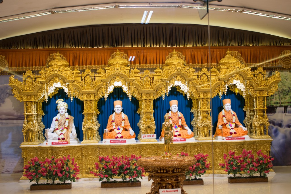 Swaminarayan Mandir at Tithal Beach