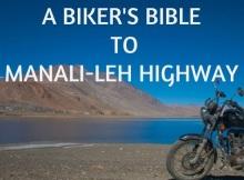 manali-leh bike guide