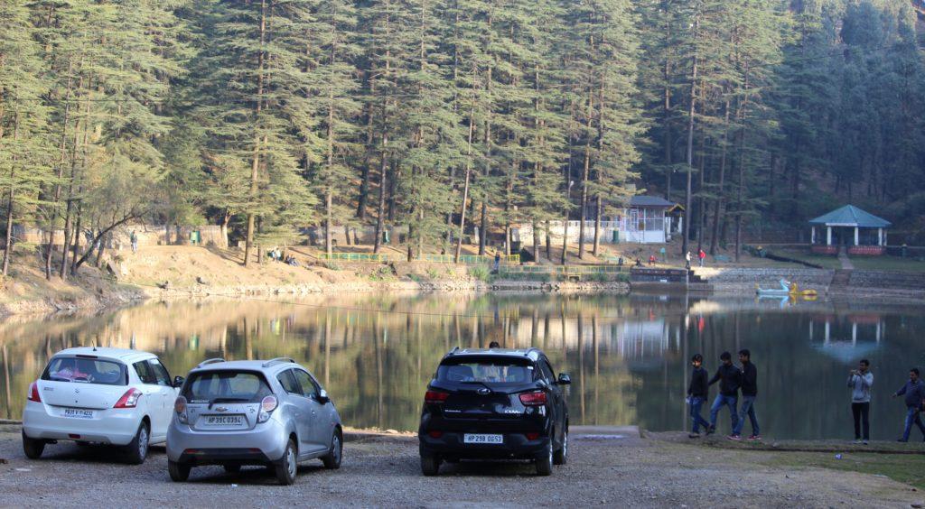 Dal Lake @McLeod Ganj