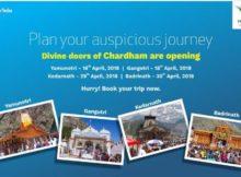 char dham yatra 2018 dates