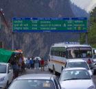 Hemkund Sahib Route